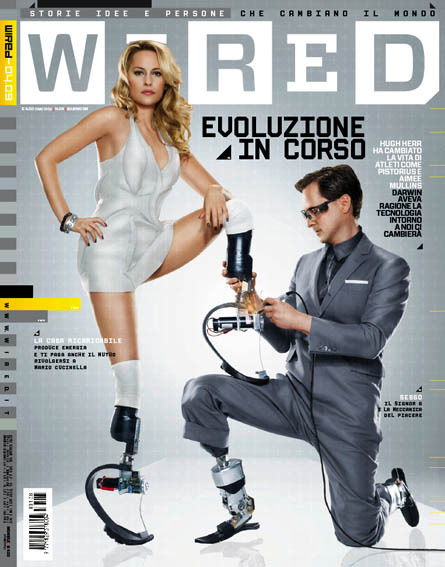 wired cover with lettering