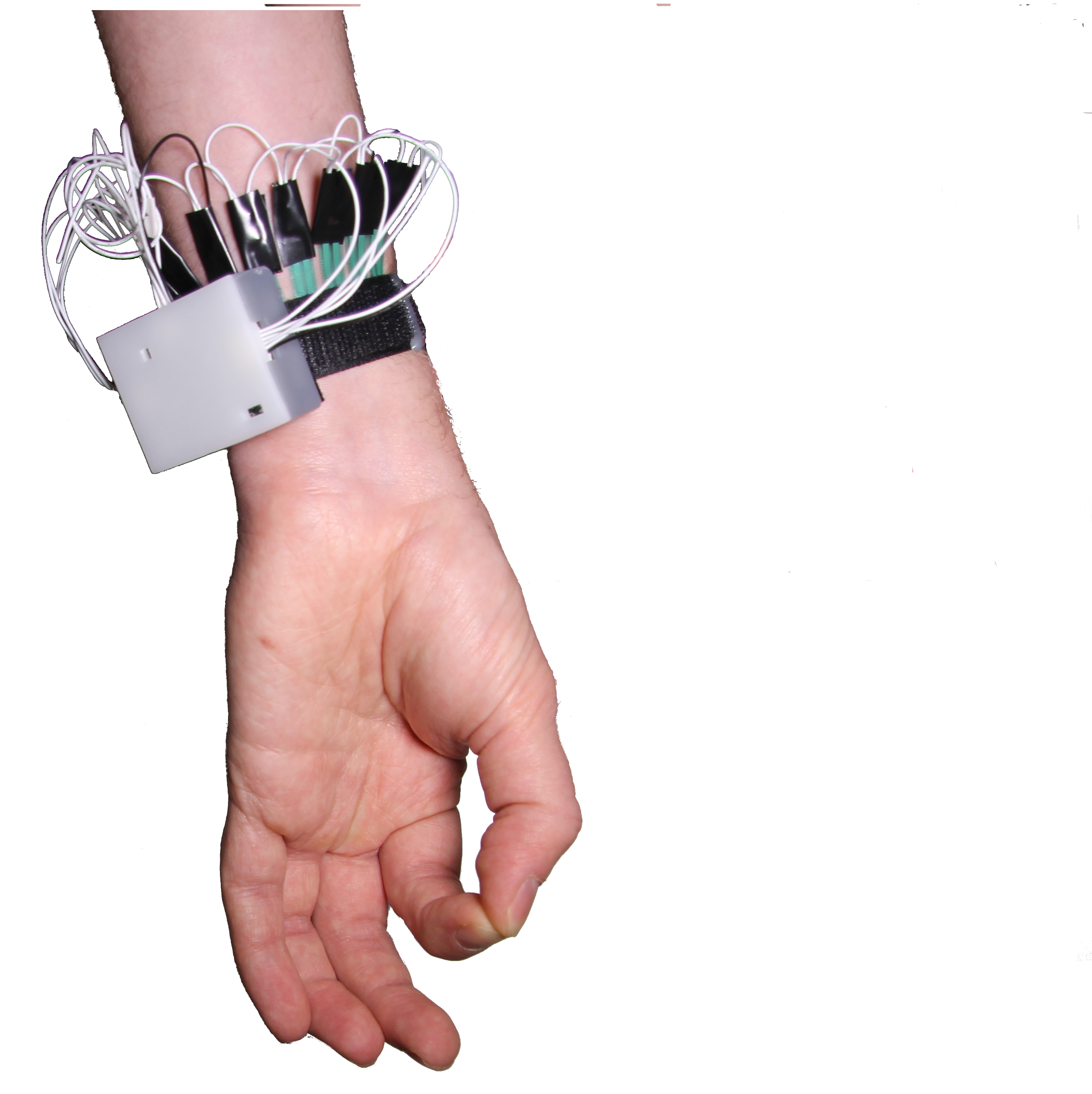 Device on hand